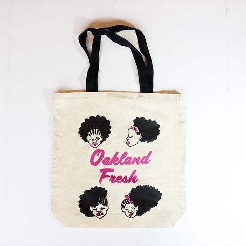 Black Girl Magic Tote Bags