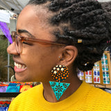 Joy Papel Picado Earrings