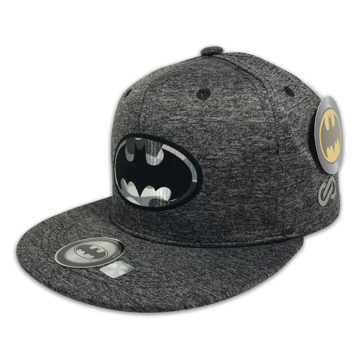 Gorra Batman Trucker Cap BLACK/YELLOW - SNAPBACK MX