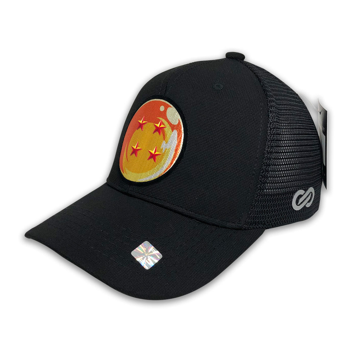 Gorra Dragon Ball Super Esfera BLACK - SNAPBACK MX