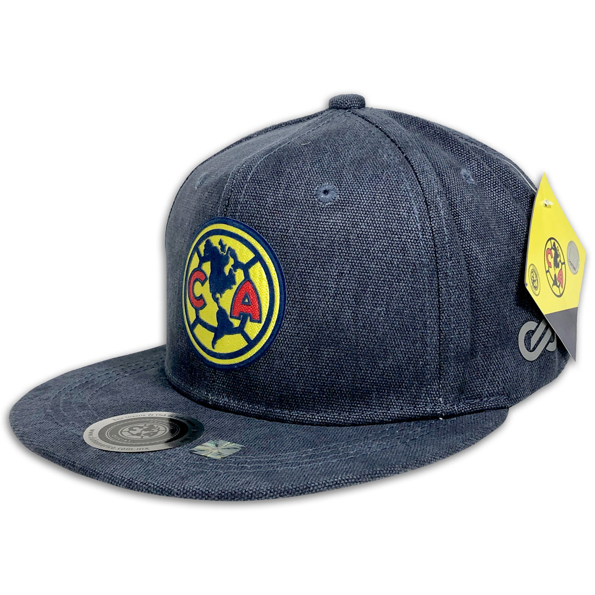 Gorra Club America Logo DENIM/BLUE - SNAPBACK MX