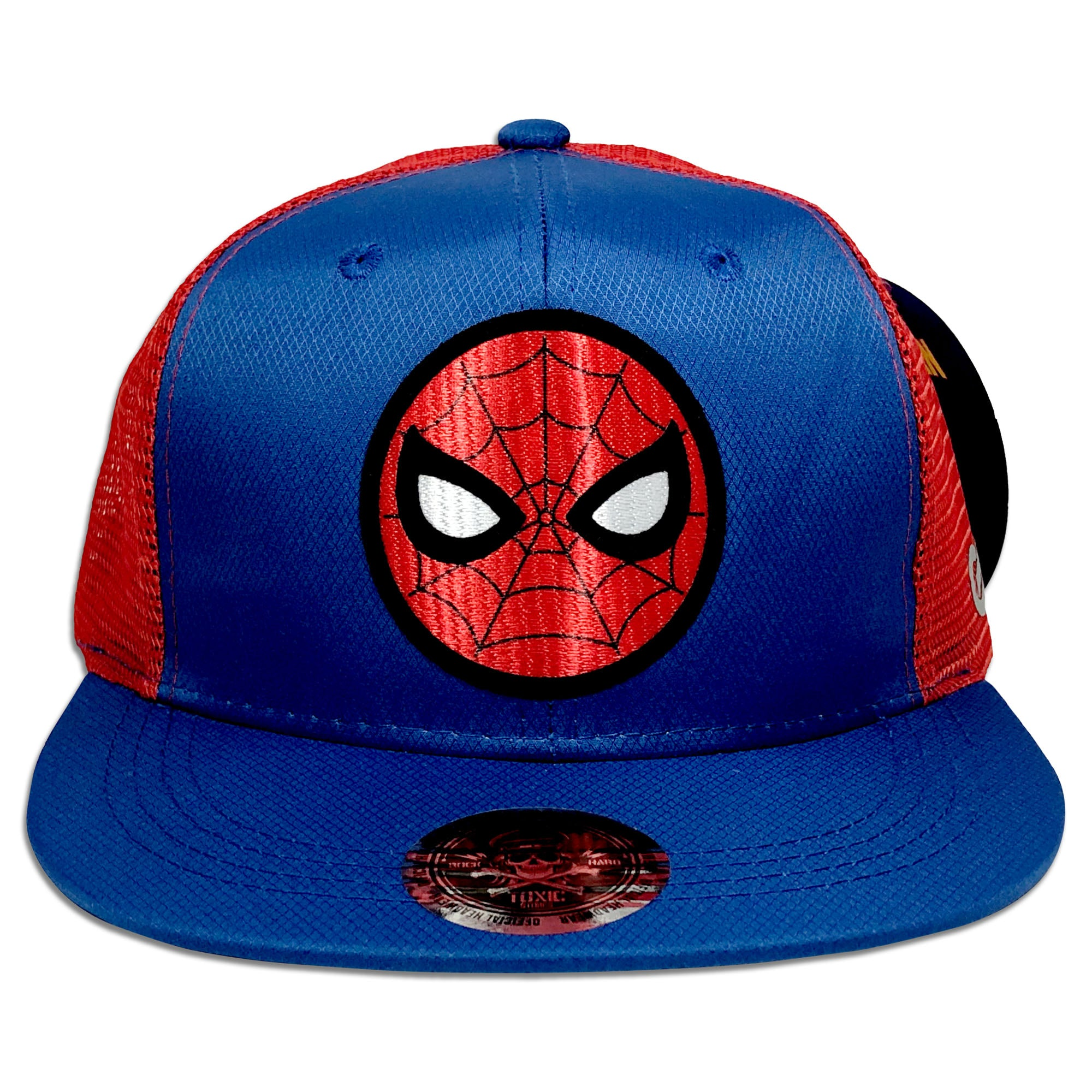 Gorra Spiderman Logo RED-BLUE - SNAPBACK MX ... cbfd4d100f1