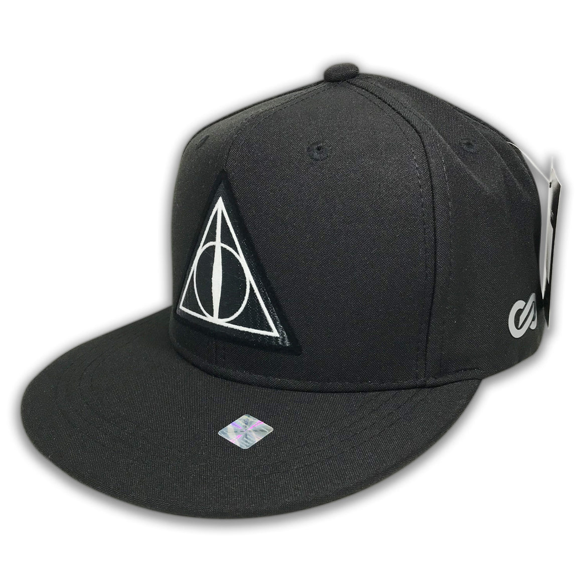 Gorra Harry Potter DEATHLY HALLOWS BLACK - SNAPBACK MX