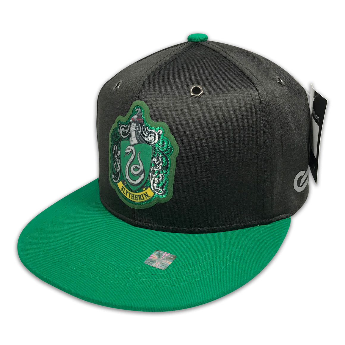 Gorra Harry Potter SLYTHERIN OXFORD/GREEN - SNAPBACK MX