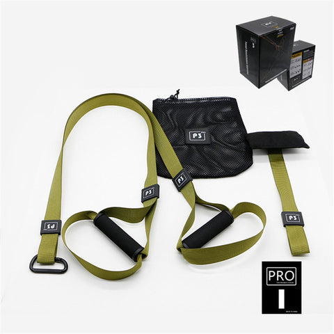 High Quality Resistance Bands Hanging Training Straps Crossfit Workout Sport Home Fitness Equipment Spring Exerciser