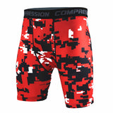 Mr1991INC&Miss.GO 2018 Newest Men Fitness Shorts Men Tights Compression Shorts Bermuda Beach Camouflage Short Pants Men