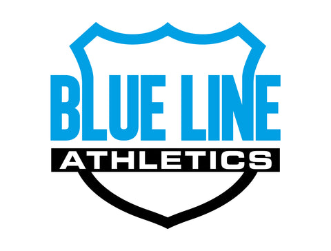 blueline athletics shield