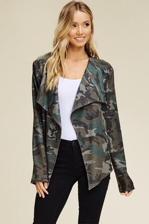 City Streets Blazer- Camo fall 350