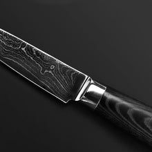 "GIFT* Damascus Steel 8"" Chef knife & 3.5"" Paring Combo"