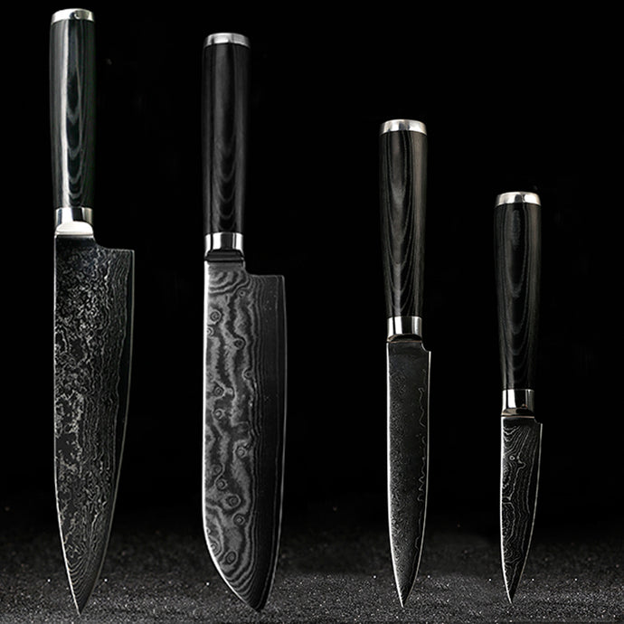 Damascus Steel 8