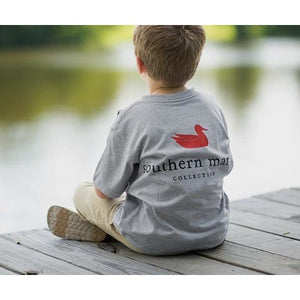Youth Authentic Short Sleeve Tee by Southern Marsh - McClain & Co.
