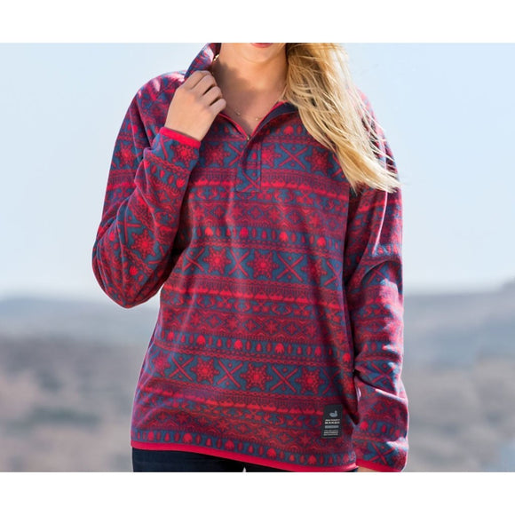 Alpine Fleece Pullover by Southern Marsh - McClain & Co.