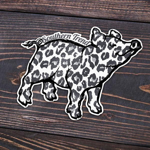 Southern Trend Pig Stickers