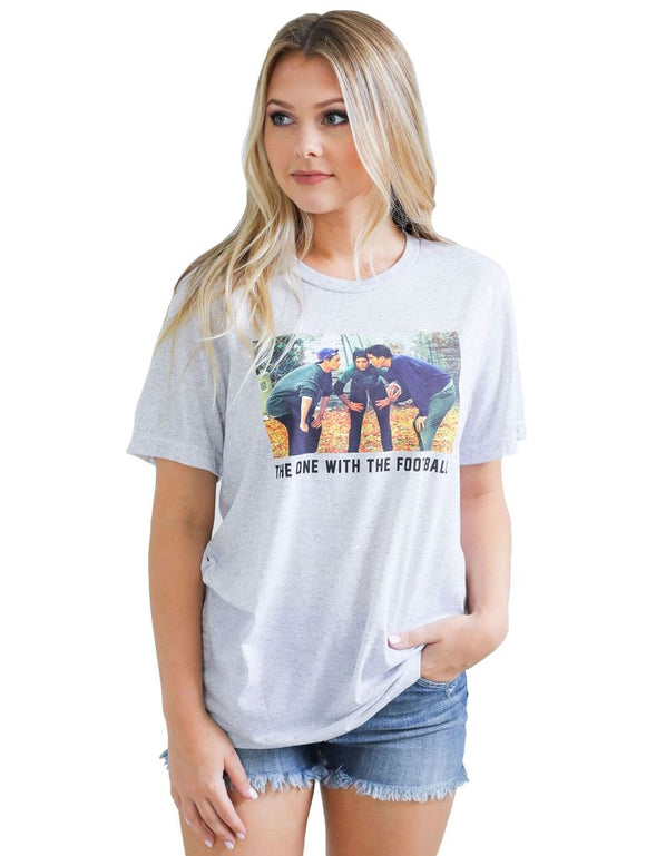 Friends Football Episode Tee