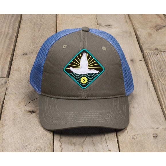 Trucker Hat Flying Duck by Southern Marsh - McClain & Co.