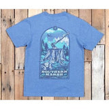 Relax & Explore Axe Youth Tee by Southern Marsh