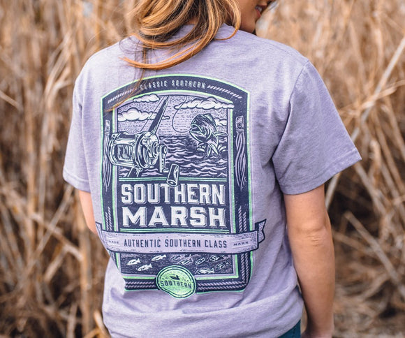 Southern Marsh Genuine Offshore Short Sleeve Tee