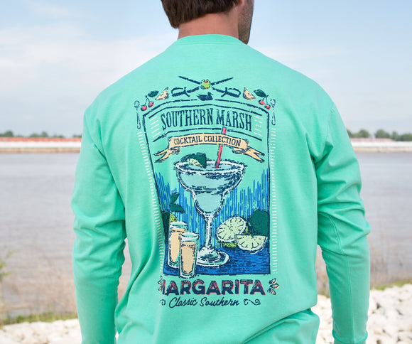 Margarita Cocktail Collection Tee by Southern Marsh