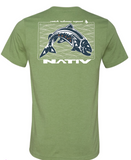 Nativ Tightline Fishing Tee