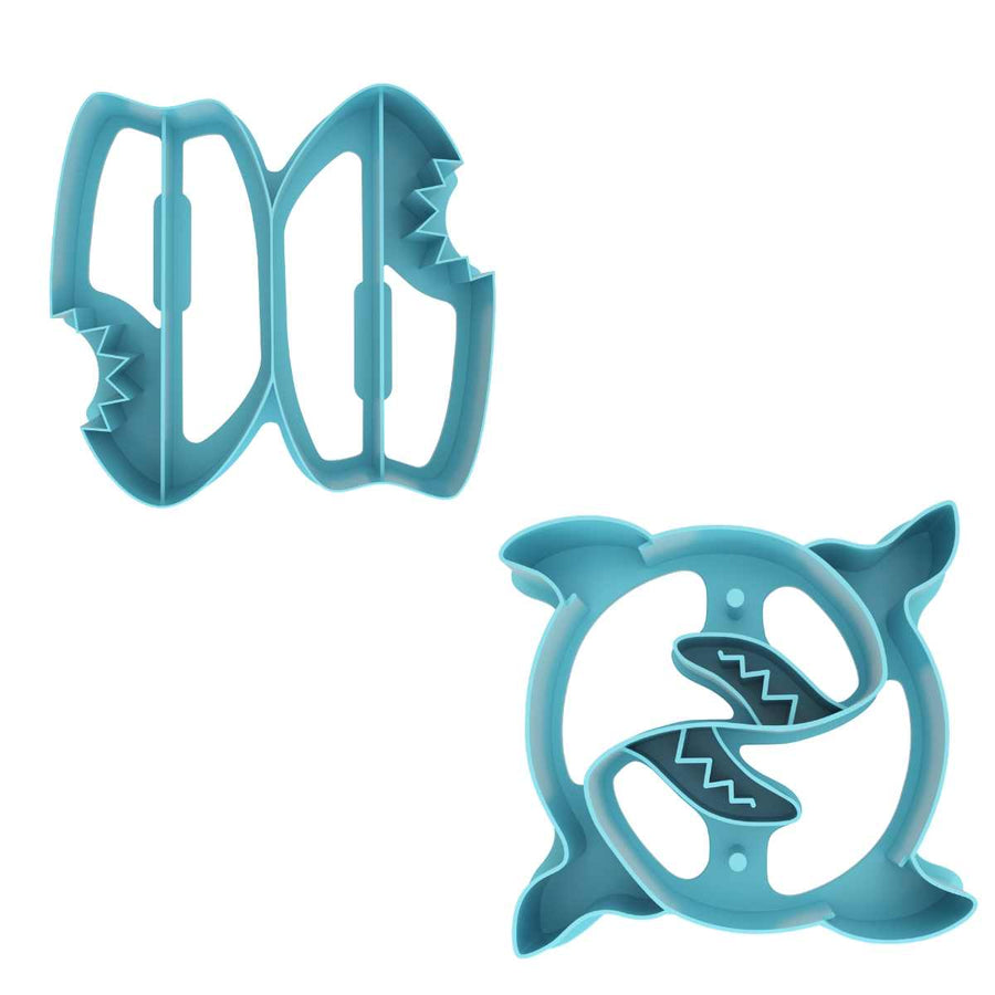 Lunch Punch Sandwich Cutters - Shark