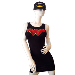 Wonder Woman II Dress tshirt shirt t-shirt tee - SugarCane1977