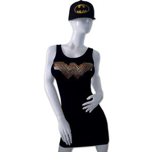 Wonder Woman Dress t-shirt SugarCane1977 tshirt shirt t-shirt tee - SugarCane1977