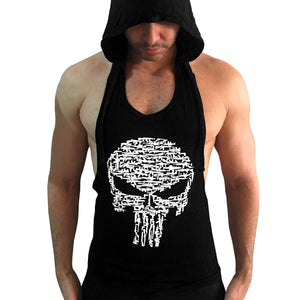 Punisher Embossed t-shirt SugarCane1977 tshirt shirt t-shirt tee - SugarCane1977