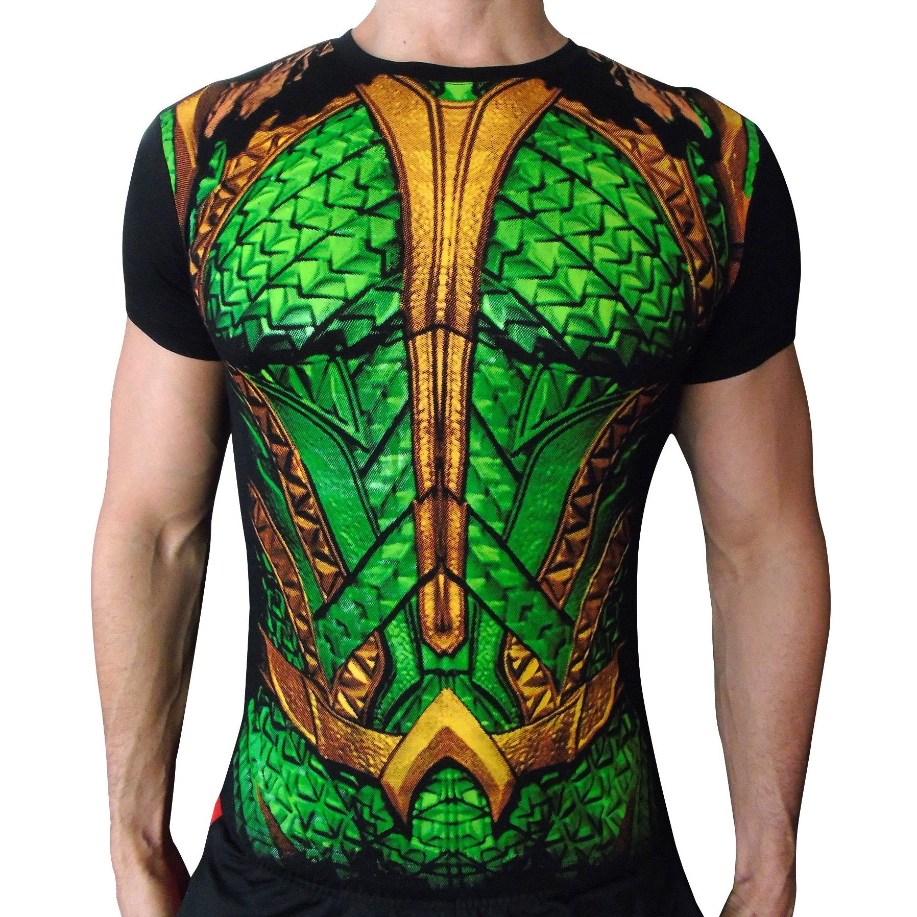 Aquaman Origins t-shirt SugarCane1977