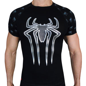 Spiderman Silver t-shirt SugarCane1977