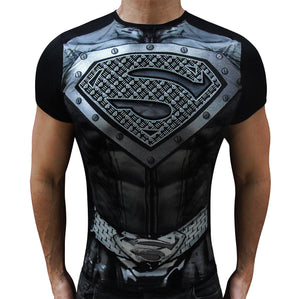 Superman Armor t-shirt SugarCane1977