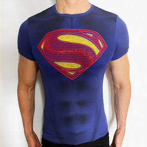 Superman Reloaded t-shirt SugarCane1977