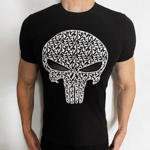 Punisher Guns Do Not Lie t-shirt SugarCane1977