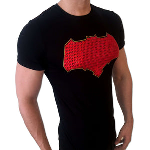 Batman Red t-shirt SugarCane1977 tshirt shirt t-shirt tee - SugarCane1977