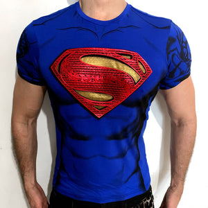 Superman JL Earth-Two t-shirt SugarCane1977