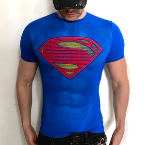 Superman Man of Steel t-shirt SugarCane1977
