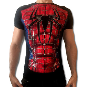 Spiderman Big t-shirt SugarCane1977 tshirt shirt t-shirt tee - SugarCane1977