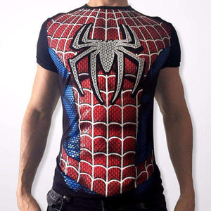 Spiderman tshirt shirt t-shirt tee - SugarCane1977
