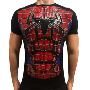 Spiderman The End t-shirt SugarCane1977