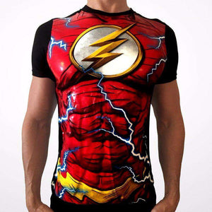 Flash tshirt camisa playera remera - SugarCane1977