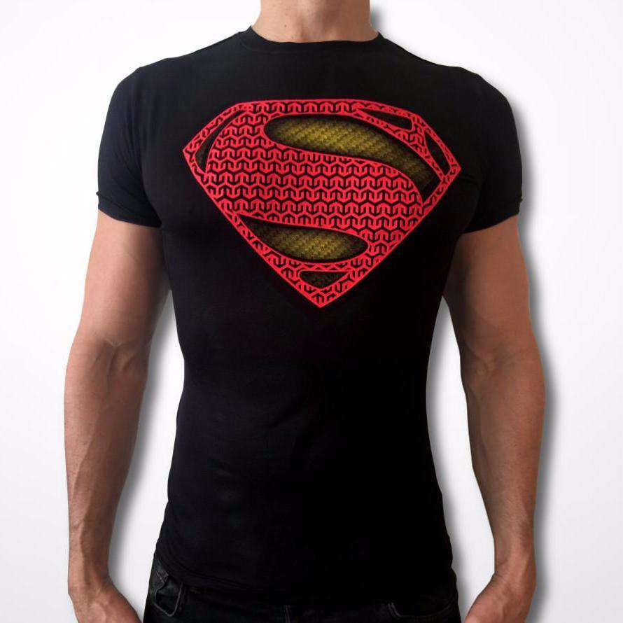 Superman tshirt shirt t-shirt tee - SugarCane1977