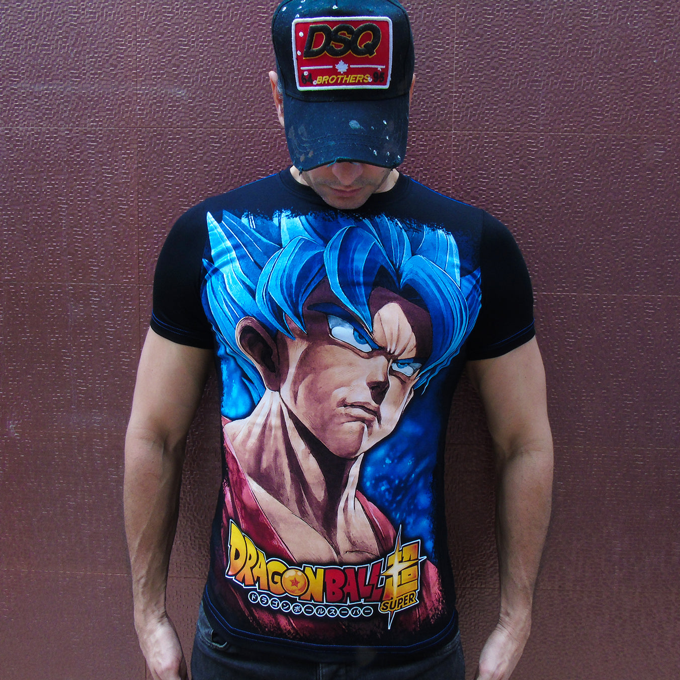 Dragon Ball Super t-shirt SugarCane1977