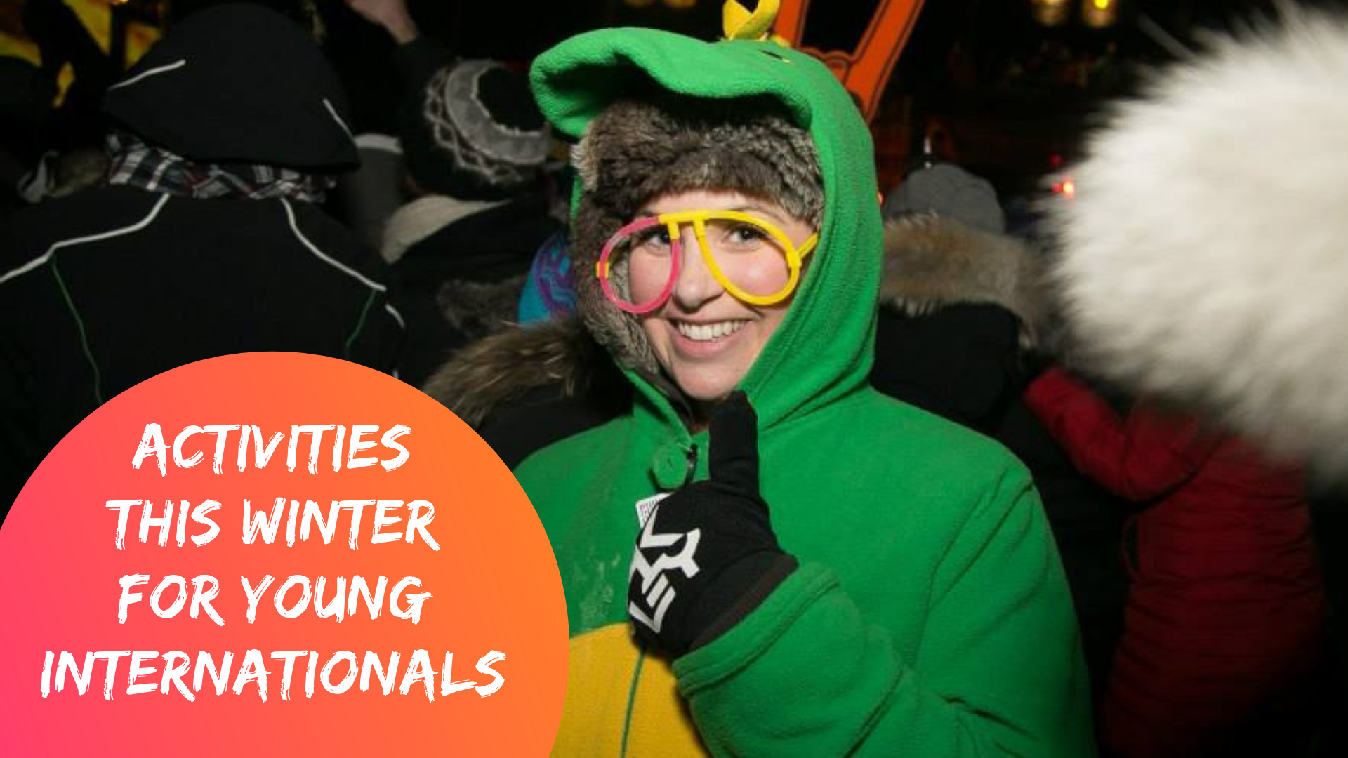 Activities To Do this winter for young internationals in Montreal