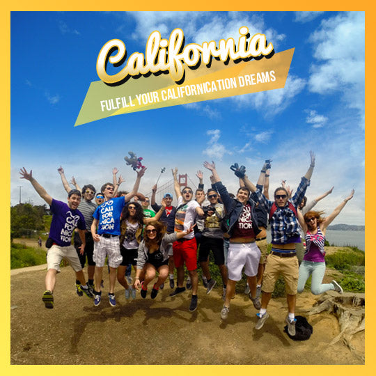 Californication – Lets Fulfill your deepest California Dreams