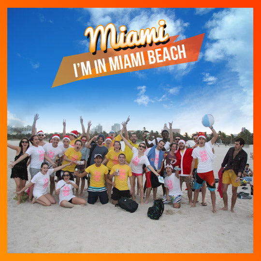 I'm in Miami Beach  - The Craziest Miami student trip - interstudeinc