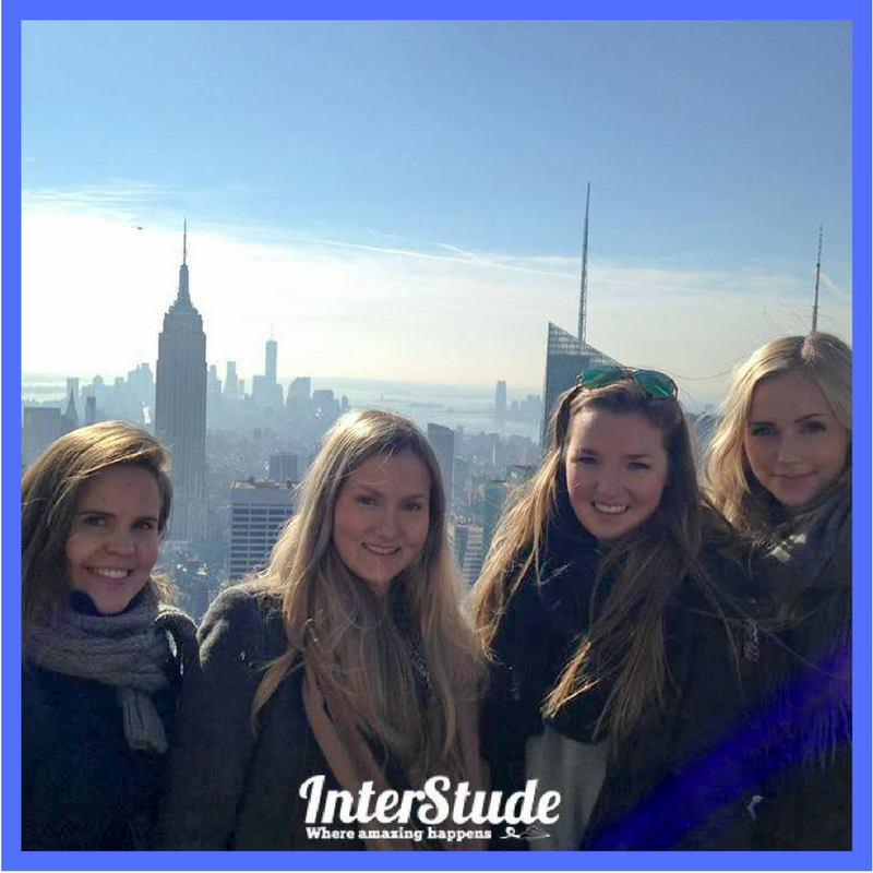 Winter Wonderland trip to New York City - interstudeinc