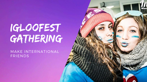 International Students Day at Igloofest