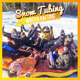 Insane & Cheapest Snow Tubing Trip