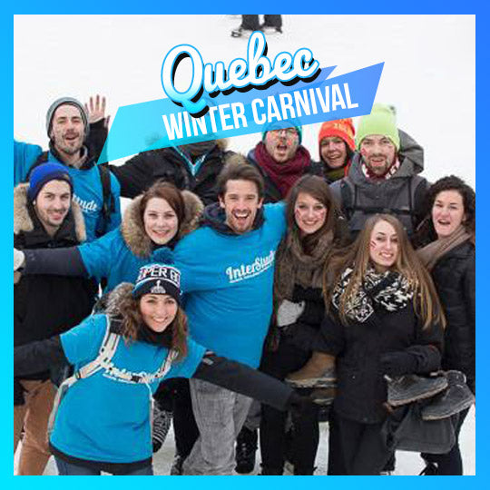 Quebec Winter Carnival – You will remember this Quebec bus trip - interstudeinc
