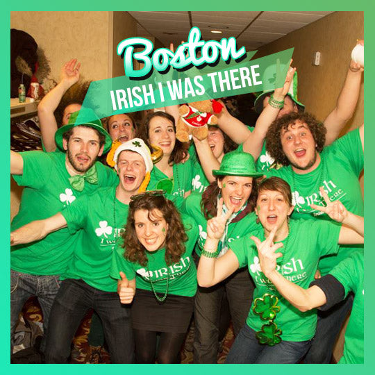 Irish I was there – The Boston Party Bus for St-Patrick - interstudeinc