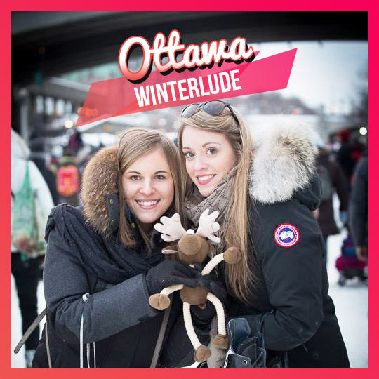 Winterlude – The funniest Ottawa Bus trip